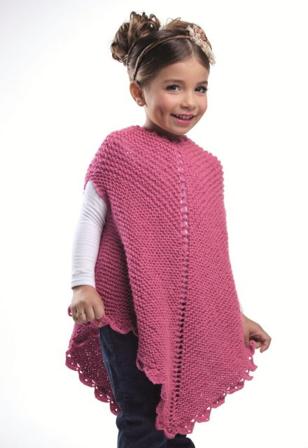Poncho Amore Baby Poncho Amore Baby 440x640