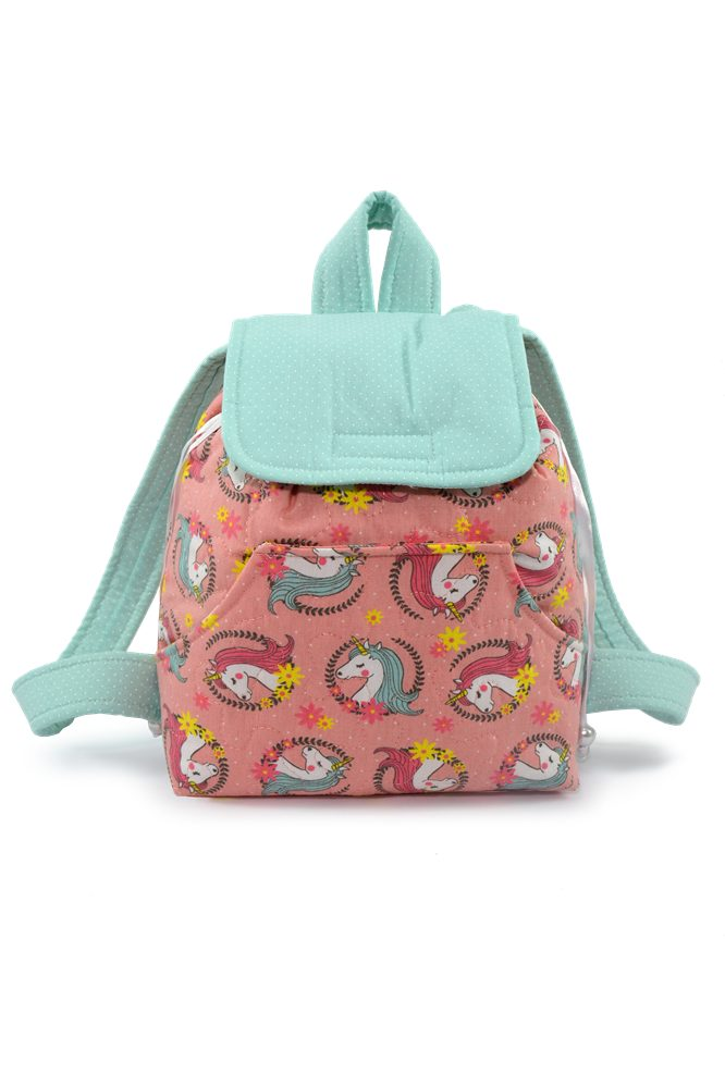 mochila magical patchwork