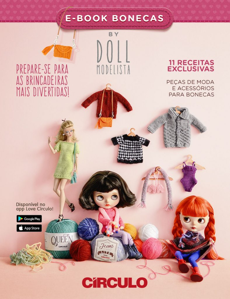 capa e-book bonecas by doll modelista